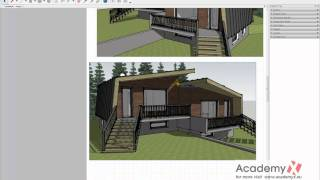 SketchUp Layout tutorial