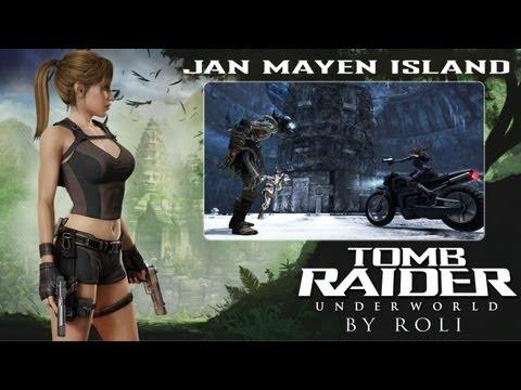 Tomb Raider: Underworld - Jan Mayen Island Walkthrough