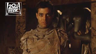 "Night at the Museum | ""Mummy"" Clip featuring Rami Malek 
