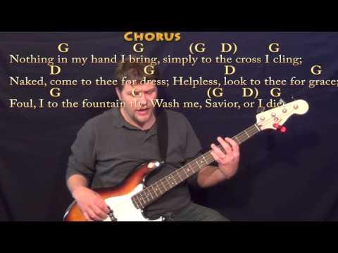Rock of Ages Ukulele chords by Ron Kenoly - Worship Chords