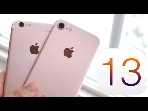 iOS 13 Is Awesome On Older iPhones iPhone SE iPhone 6S iPhone 7