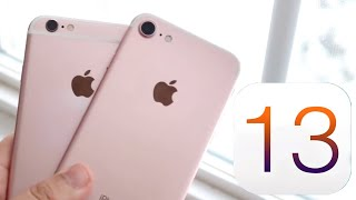 iOS 13 Is Awesome On Older iPhones! (iPhone SE, iPhone 6S, iPhone 7)