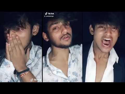 Mera Dil Jis Dil Pe Fida Hai Wo Ek Dilruba Hai Sanket Singh Best Musically Tik Tok 2018