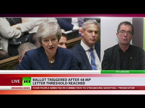 """Chris Bambery: """"Theresa May has been a lame duck Prime Minister"""""""