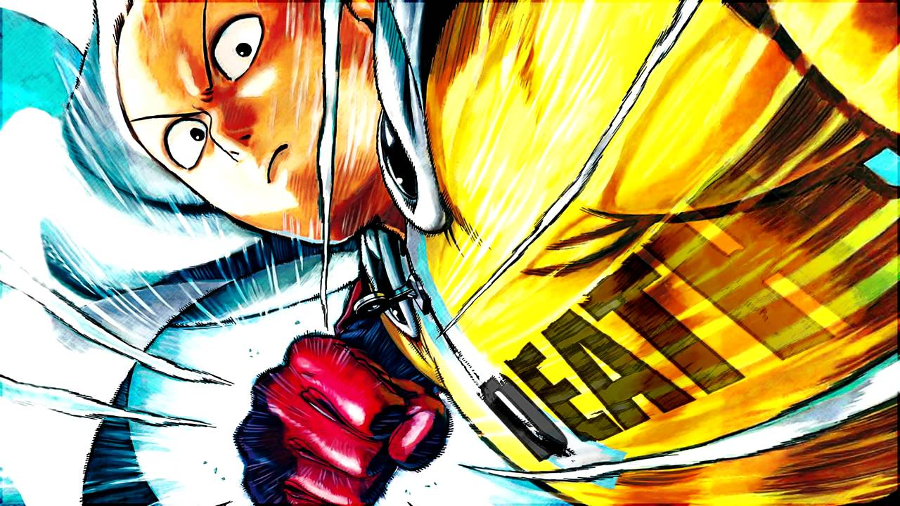One Punch Man S.To