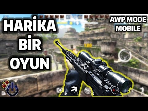AWP MODE 4 VS 4 Online Mobil OYUN Android İNDİR