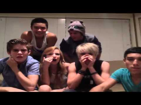 IM5 and Bella Thorne Ustream