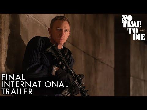 NO TIME TO DIE   Final International Trailer