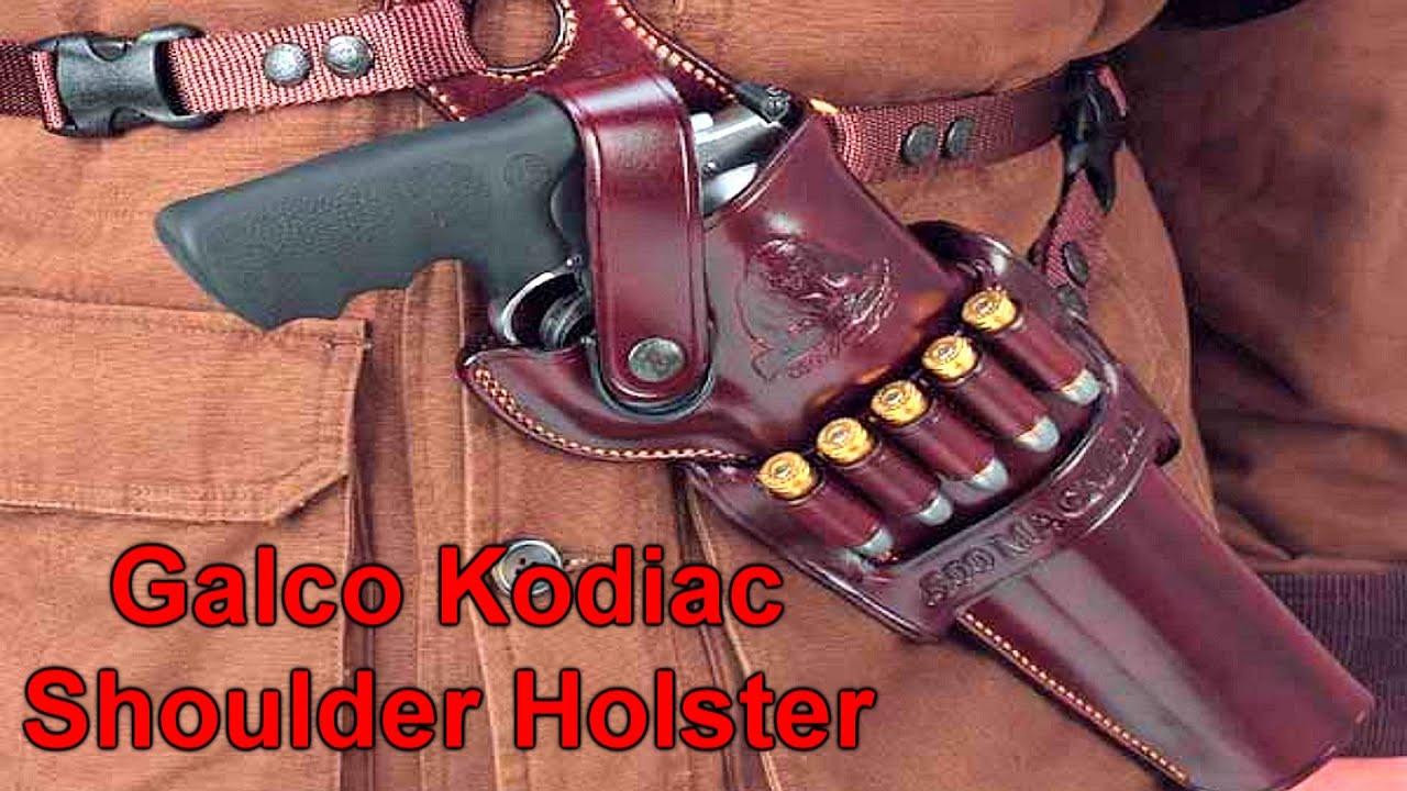 Galco Kodiak Shoulder Holster System Right W 29 – Wonderful
