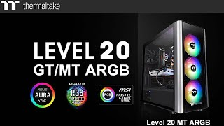 [Cowcot TV] THERMALTAKE LEVEL 20 MT pour le plaisir