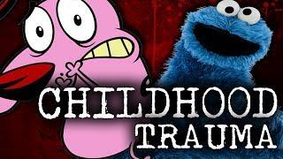 Childhood Trauma: Cartoons, TV Shows & Movies