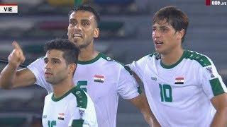 ملخص مباراة العراق 3-2 فيتنام | تعليق أحمد الطيب | كأس آسيا 2019