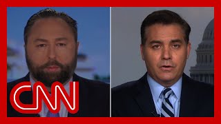 Acosta to Trump campaign adviser: Why does Trump get a pass on this?