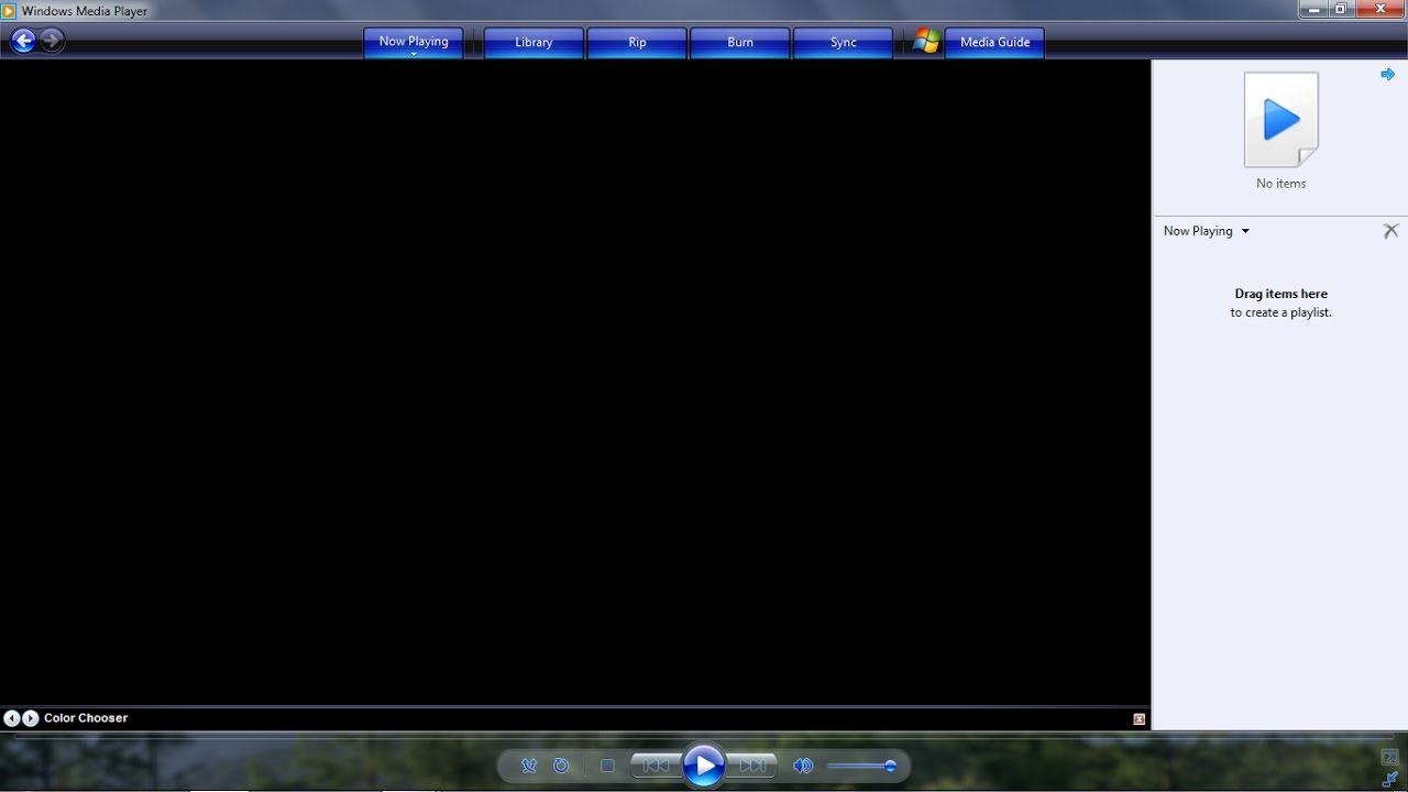 How to set up media player in windows 7 dummies.
