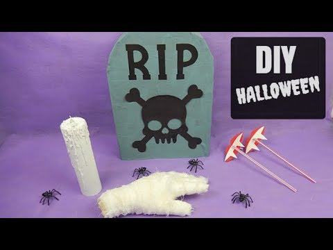 DIY: 7 decorações incríveis de Halloween. Por Pricity