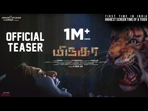 MIRUGAA - Official Tamil Teaser | Srikanth, Raai Laxmi | J.Parthiban, MV.Panneerselvam