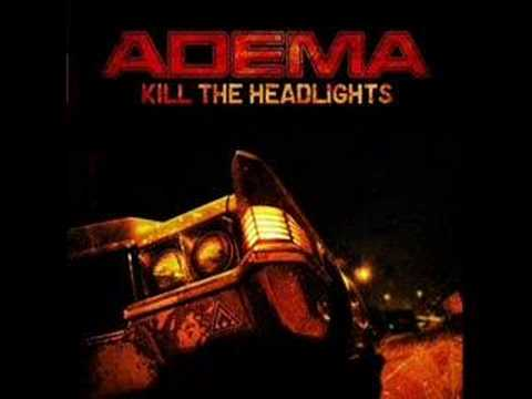 Adema cold and jaded