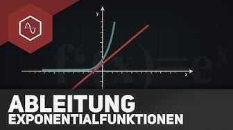Ableitung von e^x – Exponentialfunktion ableiten ● Gehe auf SIMPLECLUB.DE/GO & werde #EinserSchüler