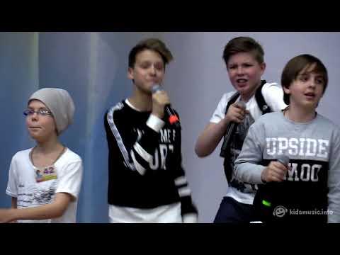 Группа «ART MIX». Полуфинал Детской Новой Волны 2018 (№42)