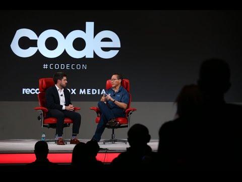 Alibaba's Joe Tsai | Full interview | Code 2018