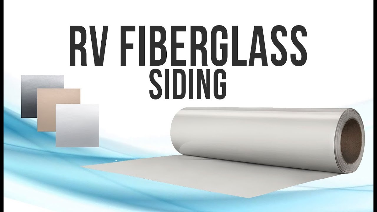 Fiberglass Siding Panels