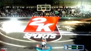 NBA 2k13: Blacktop Gameplay.