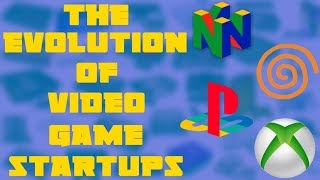 All Video Game Console Startups (Mark 4
