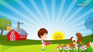 Hello Felix | Conversation - Unit 1: Hello - Learning english for kids