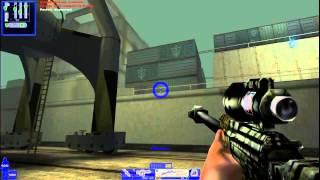 Mobile Forces - DeathMatch (dockyard)