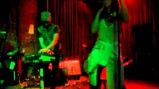 Class Actress - Journal of Ardency (Live) @ Club Dada