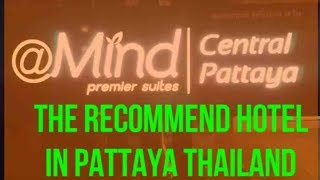 The recommemded hotel in pattaya thailand @mind premier suites thumbnail