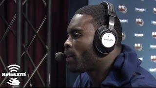 "Michael Vick: ""Sitting Out Made Me Hungry"" // SiriusXM // NFL Radio JAN 2014"