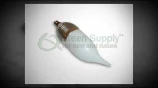 candle ca10 led light bulb 25w replacement by agreensupply