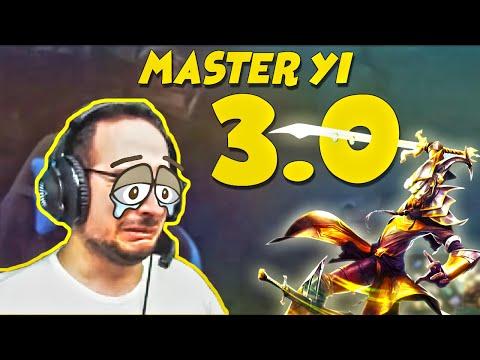 MATTEOHS | MASTER YI 3.0 | PATCH 8.17| LEAGUE OF LEGENDS GAMEPLAY ITA thumbnail