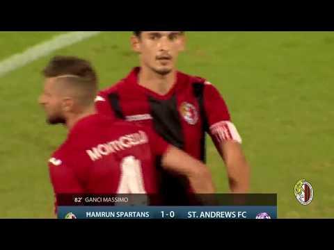 Match Day #3 Hamrun Spartans 1 vs St Andrews 0