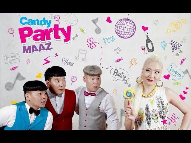 maaz-candy-party-ft-tsengelen-anemone-mv-bowtie-studio