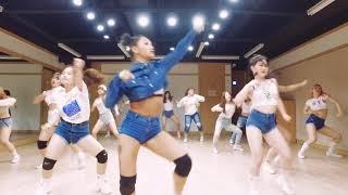 걸스힙합 댄스 수업영상