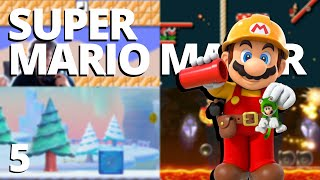 PLUMBER-MAN: FAR FROM HOME | Super Mario Maker 2 - Story Mode - Part 5