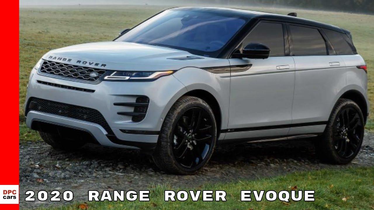 2019 range rover evoque suv youtube. Black Bedroom Furniture Sets. Home Design Ideas