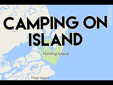 Hunting Island Beach - Beaufort South Carolina