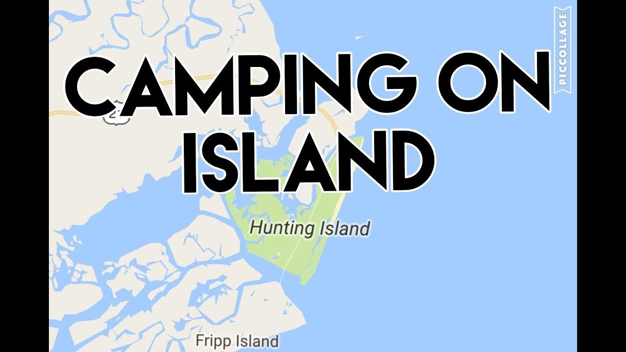 Hunting Island Beach Beaufort South Carolina