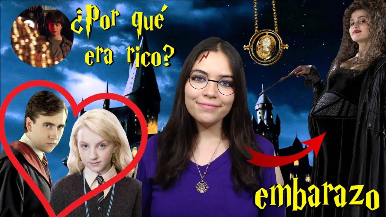 Preguntas De Harry Potter Que Pensabas Que No Tenian Respuesta 2 Youtube