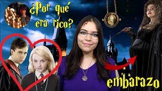 Preguntas de Harry Potter que pensabas que no tenían respuesta 2