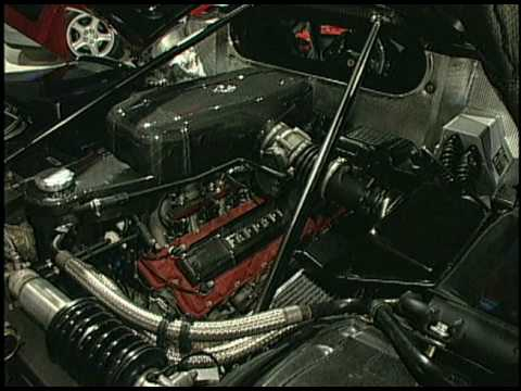 The Detroit Auto Show: 2003