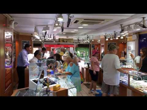 Inside DK Gems VOTED BEST Jewelry stores in St Maarten