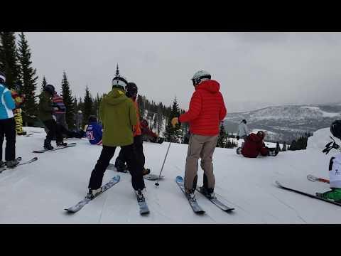 Peak 8 - Breckenridge Ski Resort Colorado 11/11/2018