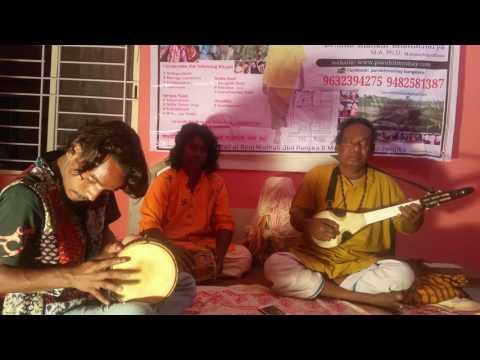Porojonome hoio radha bonomali tumi, Basudeb Das Baul , Bangalore Kalibari Electronic City phase 1