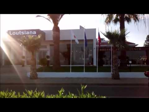 Review - Loutsiana Hotel Apartments Ayia Napa 2015