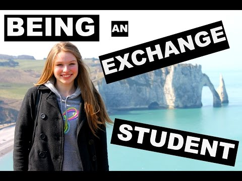 BEING AN EXCHANGE STUDENT IN FRANCE