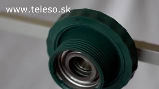 Nástroj na výmenu ložísk v práčke Electrolux, AEG, Zanussi